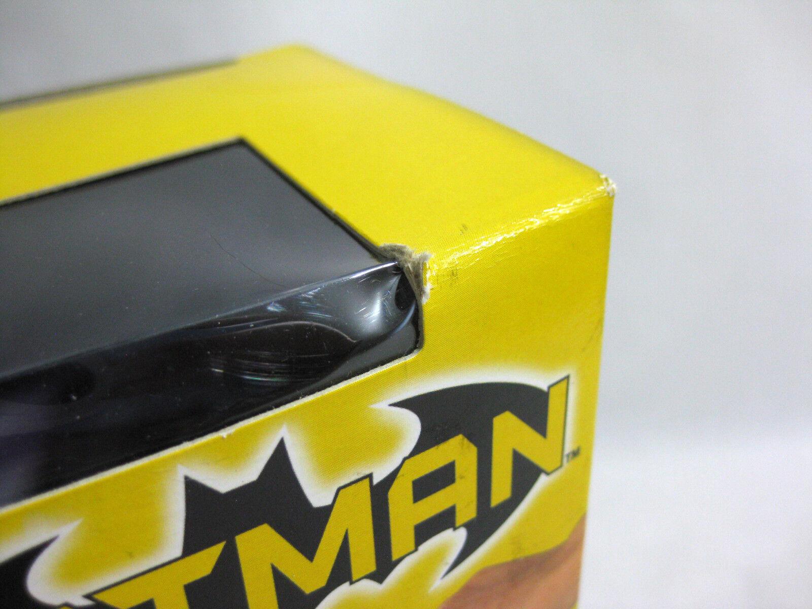 NEW 2003 Vintage Batman ✧ BATCYCLE ✧ Mattel Mattel Mattel DC Comics MISB 04d8d8