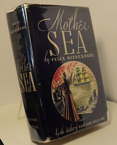 Mother-Sea-by-Felix-Riesenberg-First-edition-1933-fb