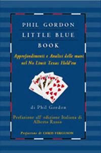 Libro-Texas-Hold-039-em-LITTLE-BLUE-BOOK-Phil-Gordon