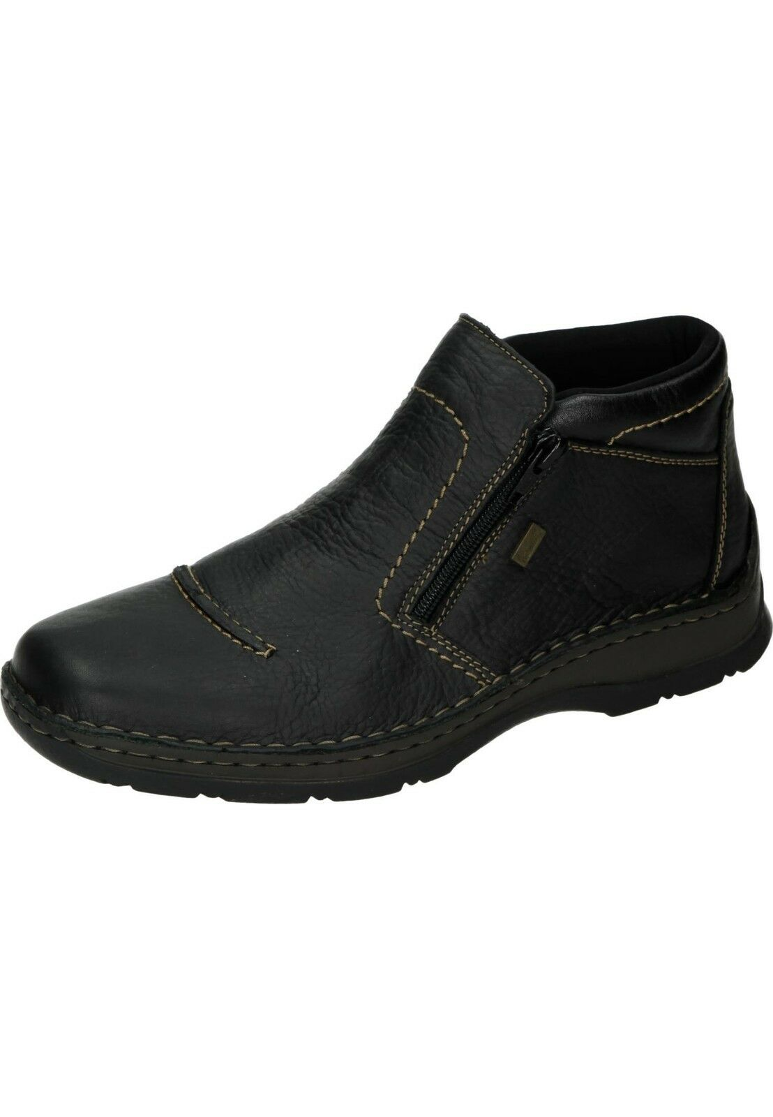 Rieker 5372 -00 stivali Winterscarpe Stiefletten stivali  nero Gr.40 -46 Neu4  vendita online risparmia il 70%