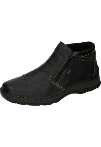 Rieker 5372-00 Bottes D/'Hiver Chaussures Bottines Boots Noir Taille 40-46 neu4