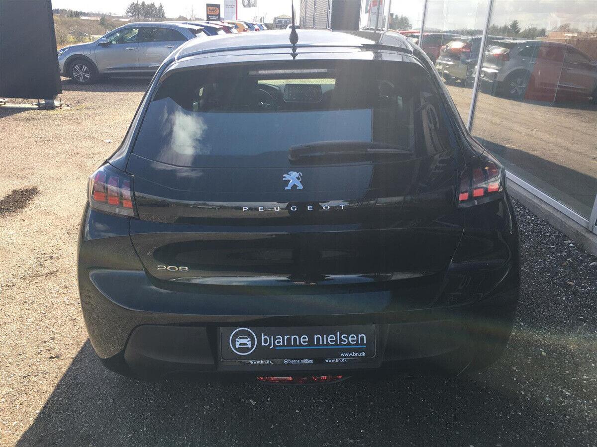 Peugeot 208 1,2 PT 100 Active+ - billede 4