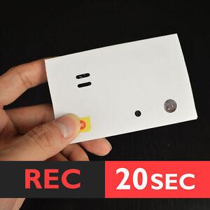 20s-Adhesiva-grabable-Sensor-de-luz-Modulo-de-voz-chip-de-sonido-Caja-de-Musica-Musical