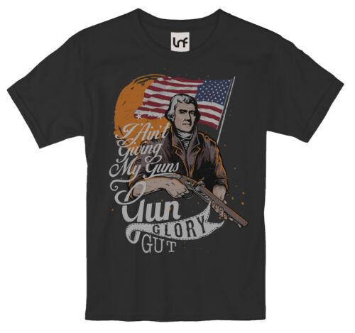 Exclusive homme t-shirt-le deuxième amendement-design SB968