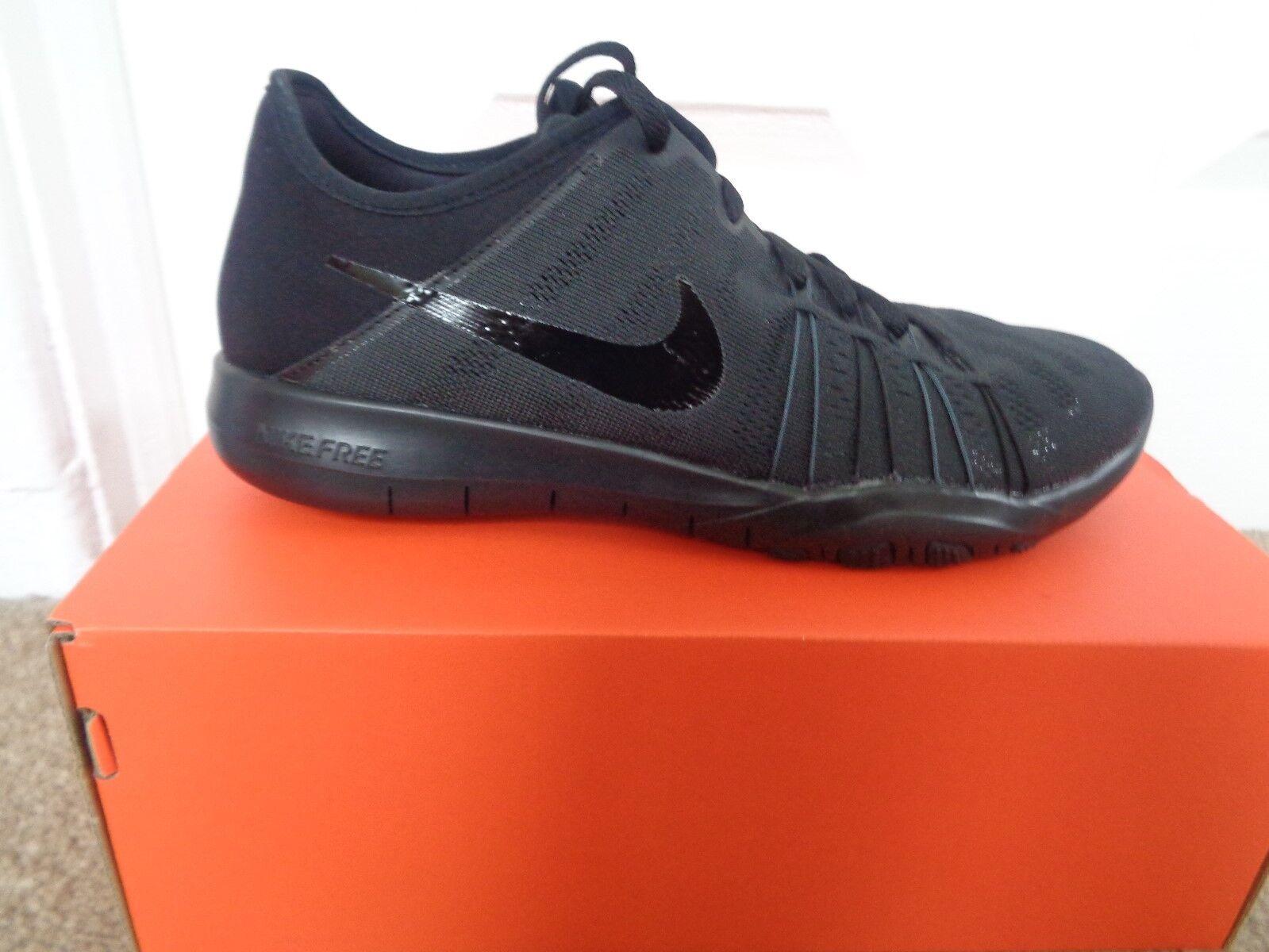 Nike Free Free Nike 5.0 TR 6 Mujeres Zapatillas Zapatos 833413 002 nos 8 Nuevo + Caja 5e4c71