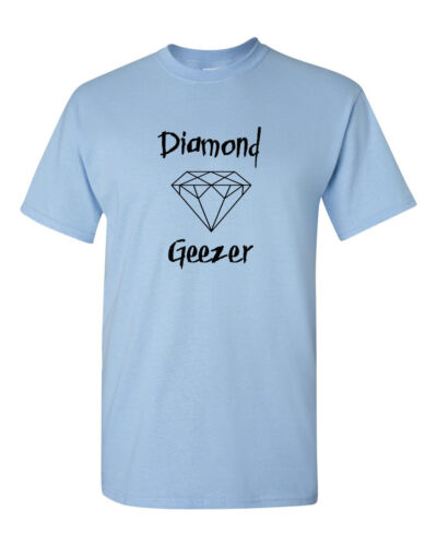 Diamond Geezer T-Shirt Ideal present Xmas Fathers Day Valentine/'s Birthday etc