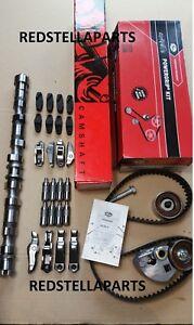 Fai Camshaft Timing/cam Belt Kit Rocker Arms Lifters Kia Hyundai 2.0 2.2 Crdi-afficher Le Titre D'origine Construction Robuste