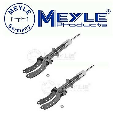 For Touareg 2004-2010 Set Pair of 2 Front Shocks Absorber Meyle