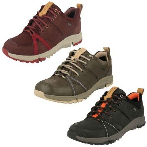 Damen Clarks Turnschuh Stil Schuhe 'Drei Trek GTX '