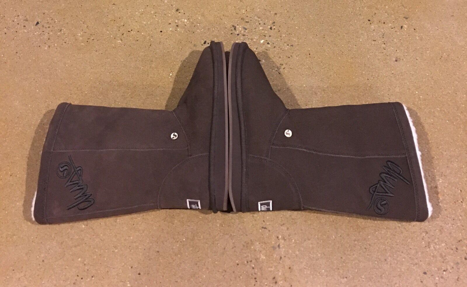 DVS Glacier Woman's Größe 6.5 Cold Grip Technology Snow Winter BMX Skate Stiefel