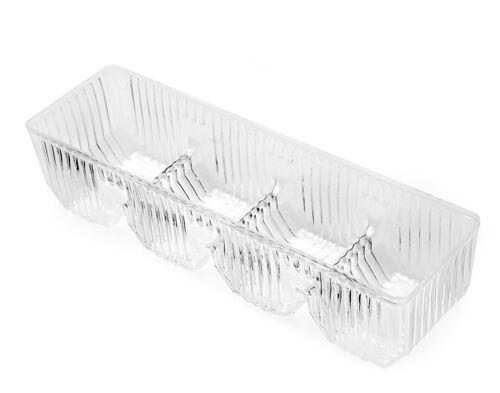 Godinger Crystal Cracker Tray