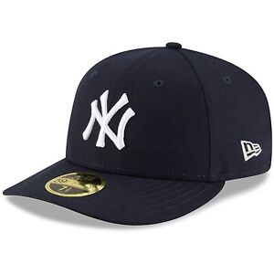 New-York-Yankees-New-Era-Authentic-Collection-On-Field-Low-Profile-59FIFTY-Hat