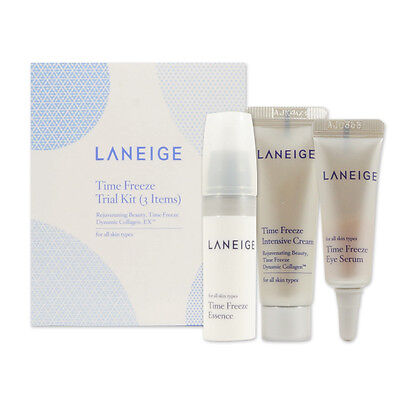 [Sample] [Laneige] Time Freeze Trial Kit (3 Items)