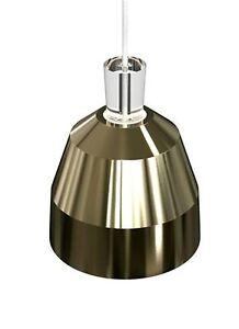 Luce-a-Sospensione-Forma-III-Moderno-Oro-Lampada-Nordlux-83203035