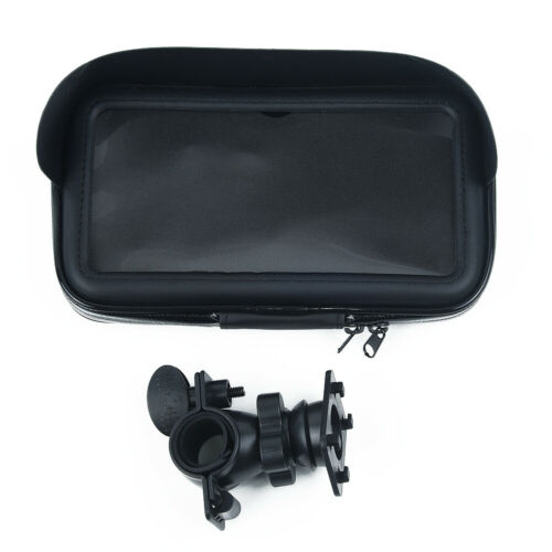 Support pads Bicycle Phone Holder Waterproof Case Bike Handlebar mount