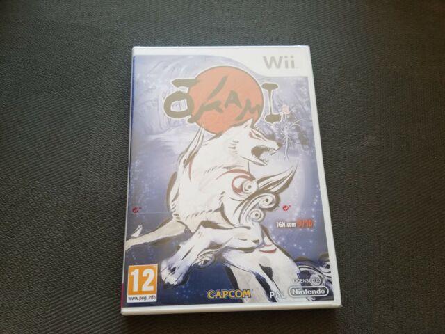 OKAMI Jeu Sur Nintendo Wii Neuf Sous Blister VF - version PAL