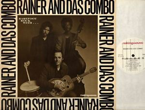 RAINER-AND-DAS-COMBO-barefoot-rock-with-rainer-and-das-combo-UK-LP-EX-EX-1986