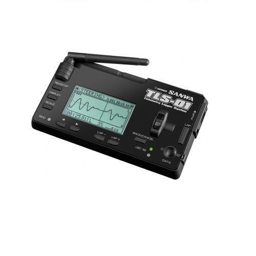 TLS-01 Telemetry Logger System Sanwa 2,4Ghz telemetria 101A30671A