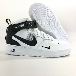buy popular f8e55 1e083 Image is loading Nike-Air-Force-1-Mid-039-07-LV8-