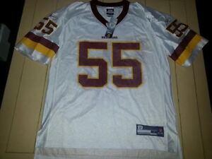 Image is loading Jason-Taylor-55-Washington-Redskins-Reebok-Jersey-Adult- cf74f5867