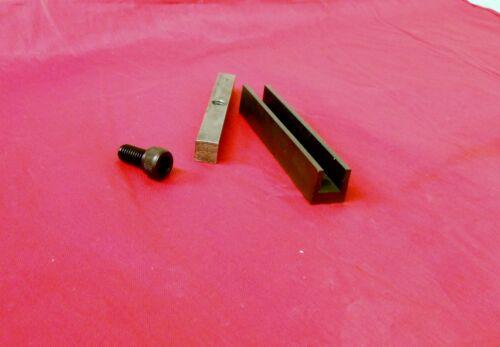 BRIDGEPORT milling machine KEY FOR 2 HP variable disc MOTOR SHAFT 2550004 M1035A