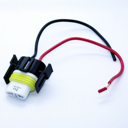 All Lamp Fitting Sockets T5 T10 Hb3 Hb4 H7 H8 H11 7440 7443 Socket Cable