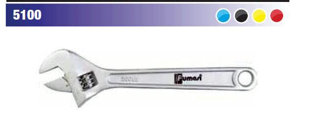 Fumasi 510007 Schlüssel Einstellbar A Rolle L=600mm