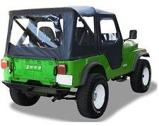 Bestop Tigertop 76-83 Jeep CJ5 1 Piece Soft Doors Black Crush