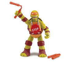 Teenage Mutant Ninja Turtles Hand-to-Hand Fighters - Michelangelo Figure *NEW*