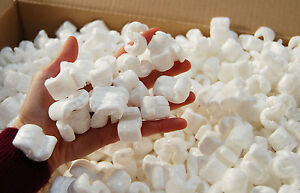 Boxed-Packing-Polystyrene-Peanut-chips-OFFER-Void-Fill-approx-4-5-Cubic-Ft