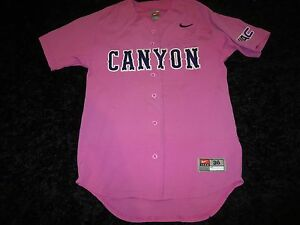 super popular a1fcc 3c893 Details about Grand Canyon Antelopes GCU Softball Team Nike Game Used Worn  Jersey 36
