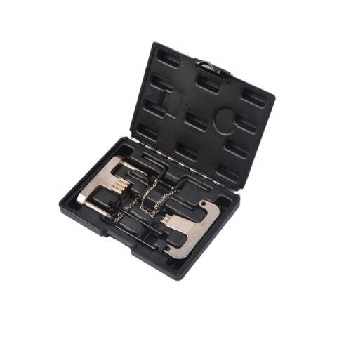 Flywheel Engine Timing Locking Camshaft Tool Set for Mercedes Benz M112 M113 M13