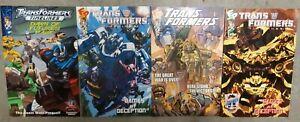 Transformers-BotCon-Comic-Book-Comics-lot-TIMELINES-issues-1-2A-2B-amp-9