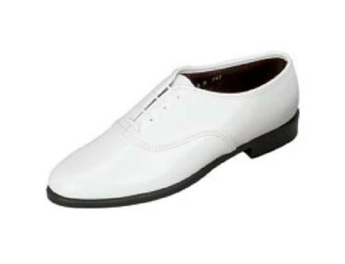 NEW Gateway Boys White Rounded Toe Tuxedo Pageant Dress Style 647 Shoes