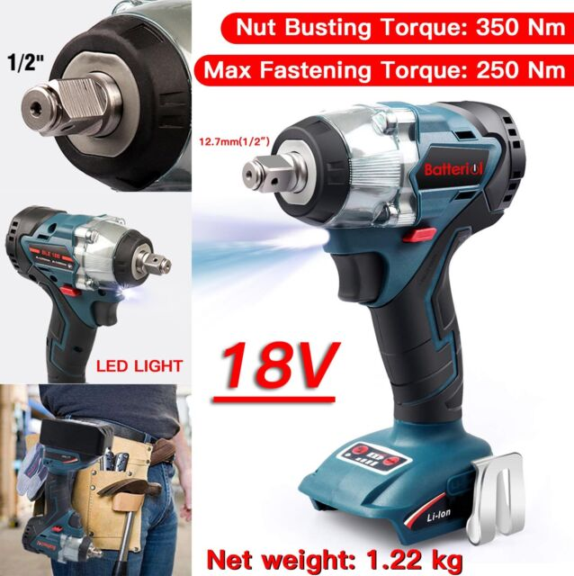For Makita Dtw285 18v Li Ion Cordless Brushless Impact Wrench 1 2 Body