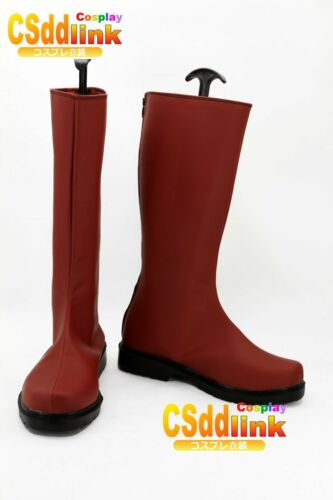 One-Punch Man Genos cosplay shoes boots