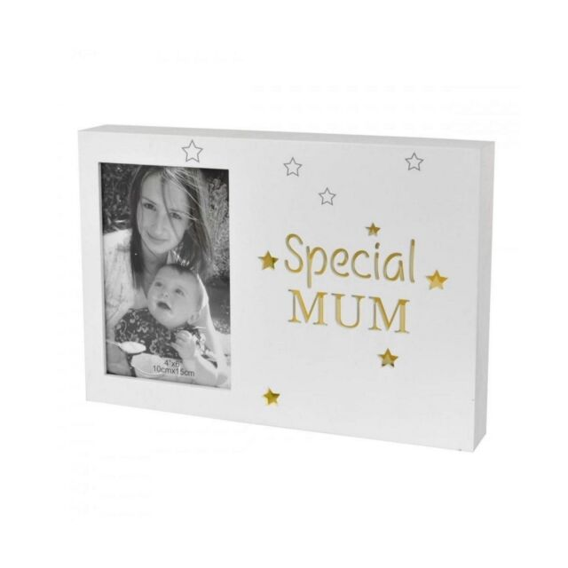 Light up Photo Frame Battery Operated Special Mum 6x4 Picture Frames ...
