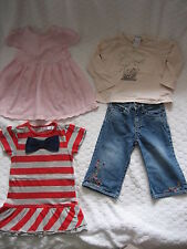 Girls Bundle Size 12-18 Months & 18-24 Months by Gap, M&Co, Cocoon  (#075)