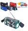 miniature 1 - Bluetooth Speaker Outdoor Rechargeable Extra Bass Flashlight FM Radio/TF/USB/Aux
