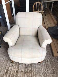 Laura Ashley armchair used good condition | eBay