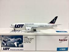Herpa Wings B737-300 LOT Polish Airlines 511926-1:500