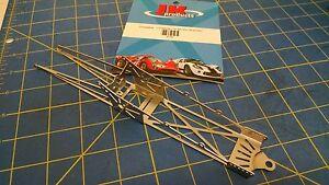 JK C70 Dragstar Chassis 1 w/ Motor Bracket 1/24 from Mid-America Raceway