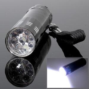 Portable-Mini-9-LED-Ultra-Bright-Torch-Light-Flashlight-Lamp-Blacklight-Camping