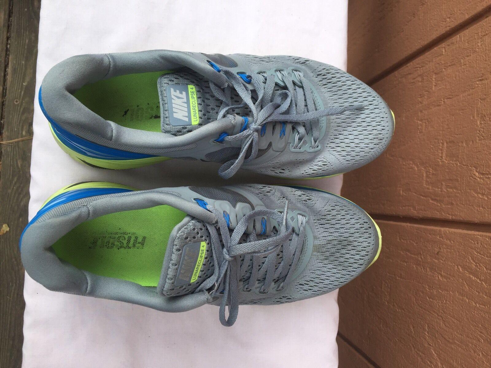 Nike roshe una giallo Uomo 511881-035 antracite magenta giallo una scarpe taglia 10 48efe8