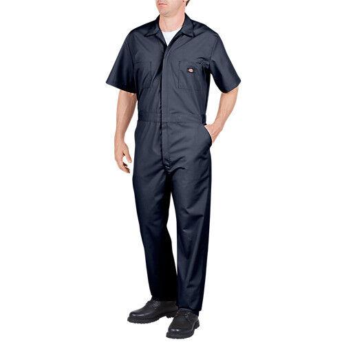 Homme Dickies #33999 à manches courtes combinaison noir rouge gris kaki bleu
