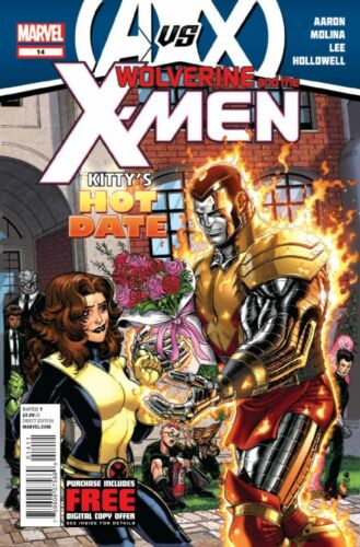 WOLVERINE AND THE X-MEN #14 VF//NM CHRIS BACHALO A VS X TIE-IN