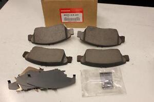 2007-2008 Honda FIT HATCHBACK Genuine Factory OEM Front Brake Pad Set