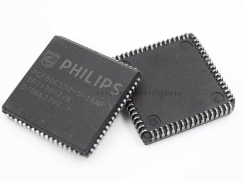 IC PCF80C552-5-16WP Philips 8bit Microcontroller IC New