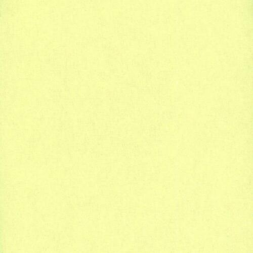 Solid Pastel Yellow Snuggle Flannel Fabric BTY