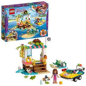 Lego-Friends-41376-La-missione-di-soccorso-delle-tartarughe